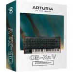 Arturia OB-Xa V v1.0.0