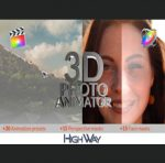 3D Photo Animator for Final Cut Pro