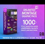 Montage Graphic Pack