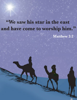 MACUCC Epiphany Is Extra Long This Year Make It Special