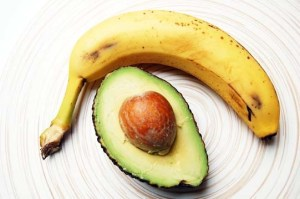 Avocat + Banane