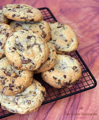Cyril Lignac Recette Cookies : cyril, lignac, recette, cookies, Cookies, Double, Chocolat, Cyril, Lignac, Cuisine, Gourmande, Delf745