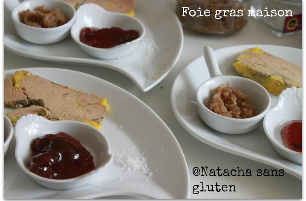 Le foie gras maison, facile et sans gluten