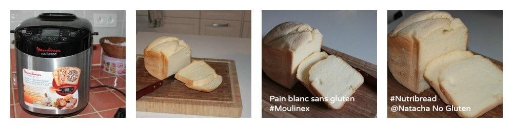 J'ai testé la Nutribread de Moulinex