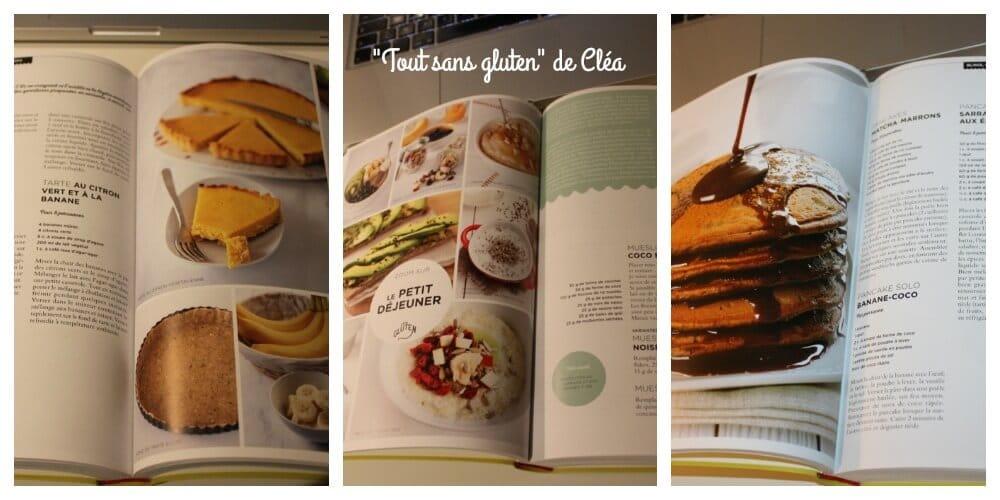 J'ai lu Tout sans gluten de Cléa