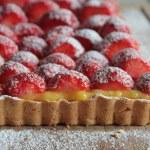 Tarte aux fraises - 16