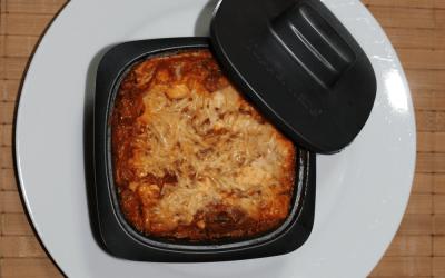 Lasagnes Schar légumes feta sans gluten