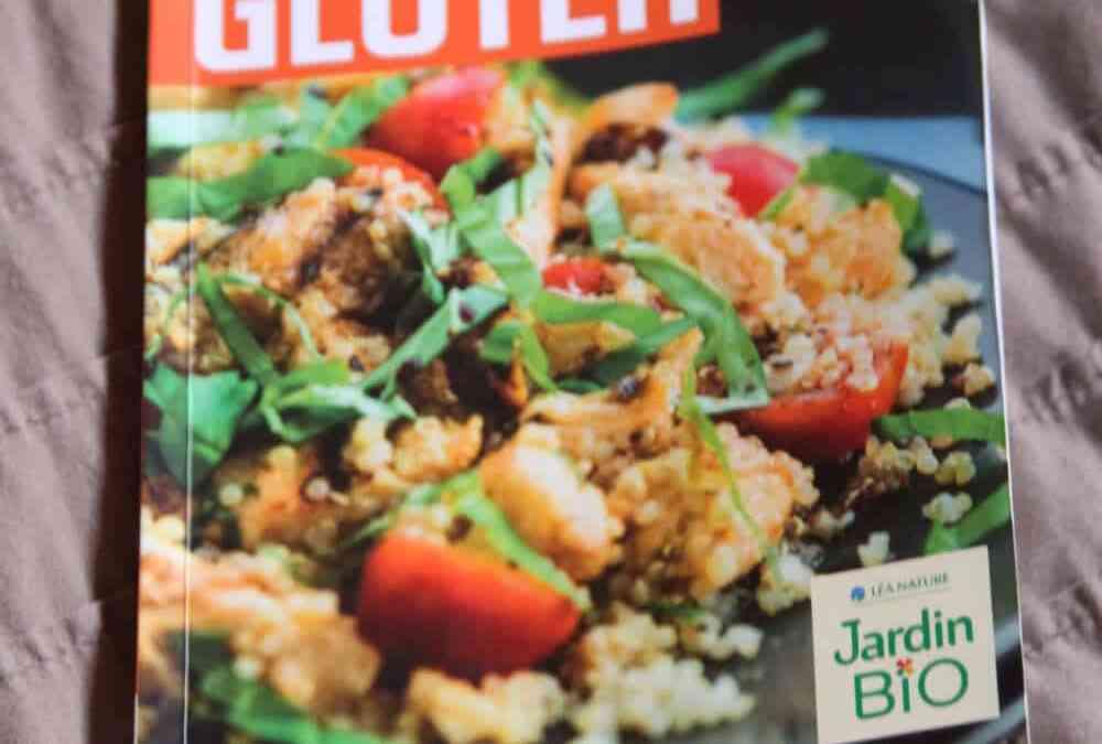 J'ai lu «Sortir et manger sans gluten»