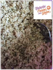 Quinoa-cuit