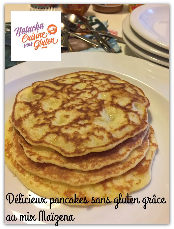J Ai Teste La Preparation Pour Pancakes Maizena Sans Gluten Ma
