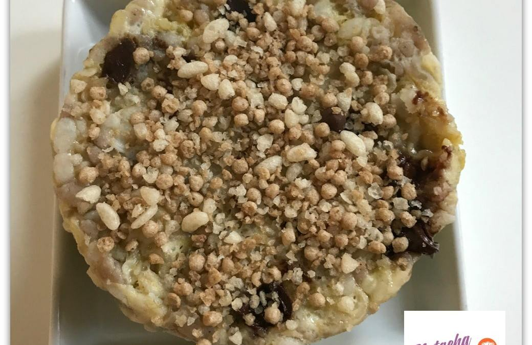 Bowl cake au muesli gourmand sans gluten