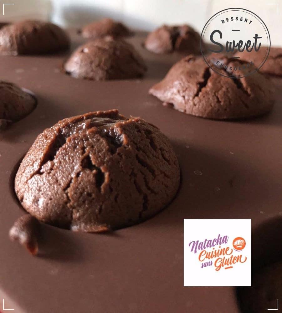 Moelleux chocolat coco sans gluten sans lactose