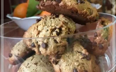 Cookies au beurre de cacahuètes sans gluten