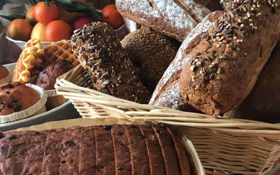 J'ai testé les pains sans gluten de l'atelier d'Elena (concours terminé)