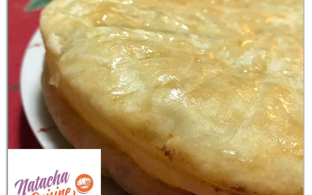 La meilleure galette des Rois sans gluten avec Biobleud