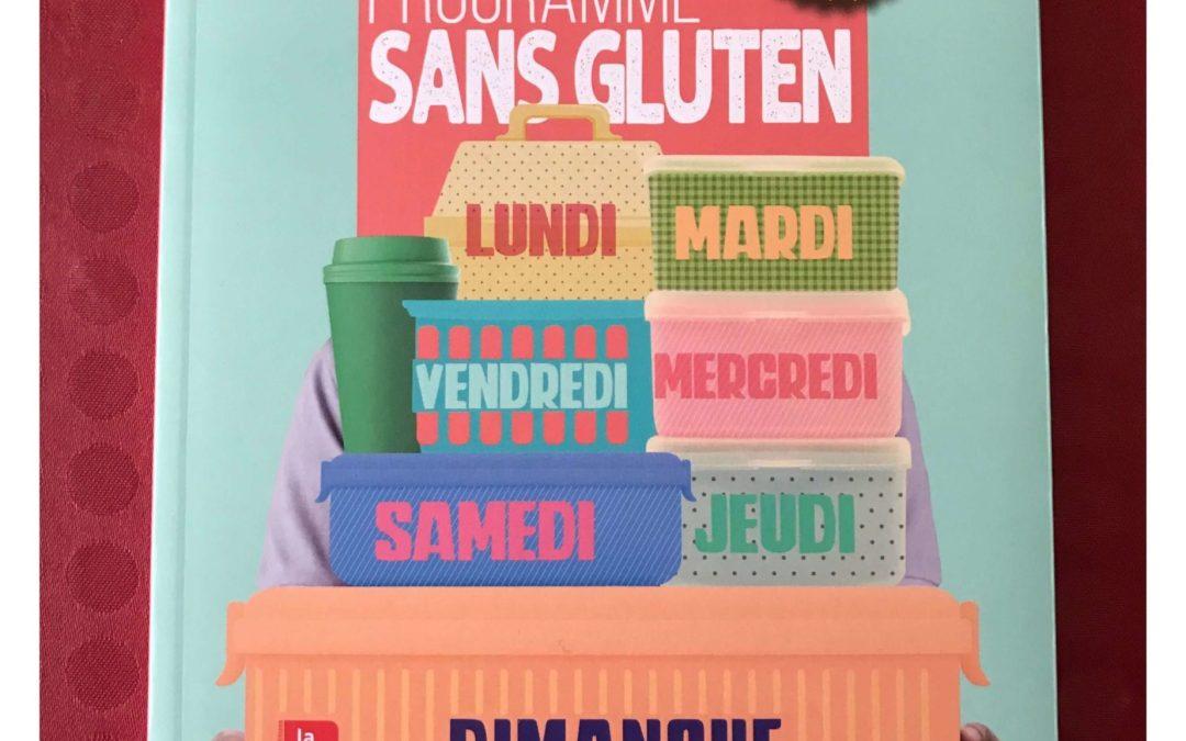 J'ai lu Mon Programme sans Gluten de Soraya Aouidad