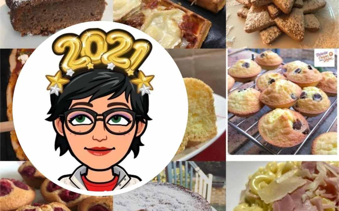 Vos recettes préférées de 2020 pour bien démarrer 2021