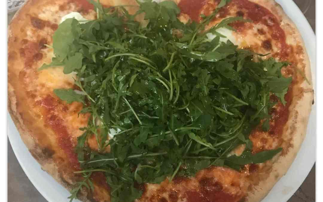 J'ai mangé italien et sans gluten chez Il Quadrifoglio