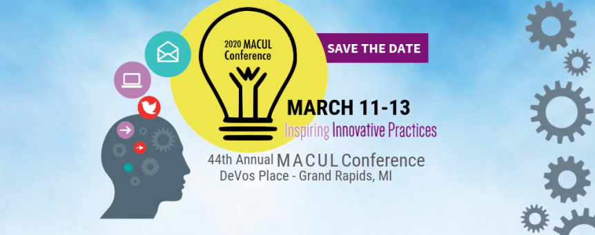 2020 MACUL Conference