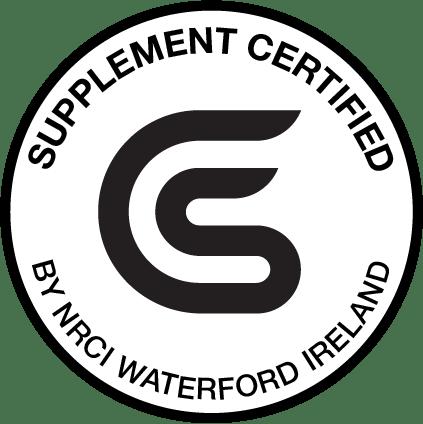 supplement certified