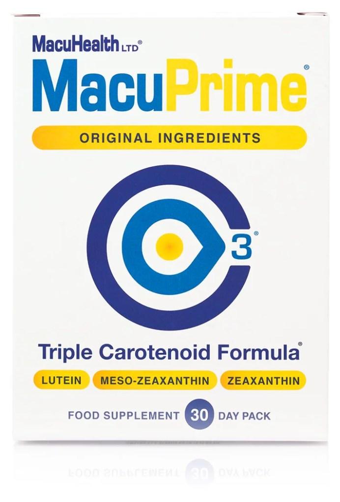 Larger MacuPrime 30 day pack image