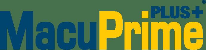 MacuPrime Plus Logo Big