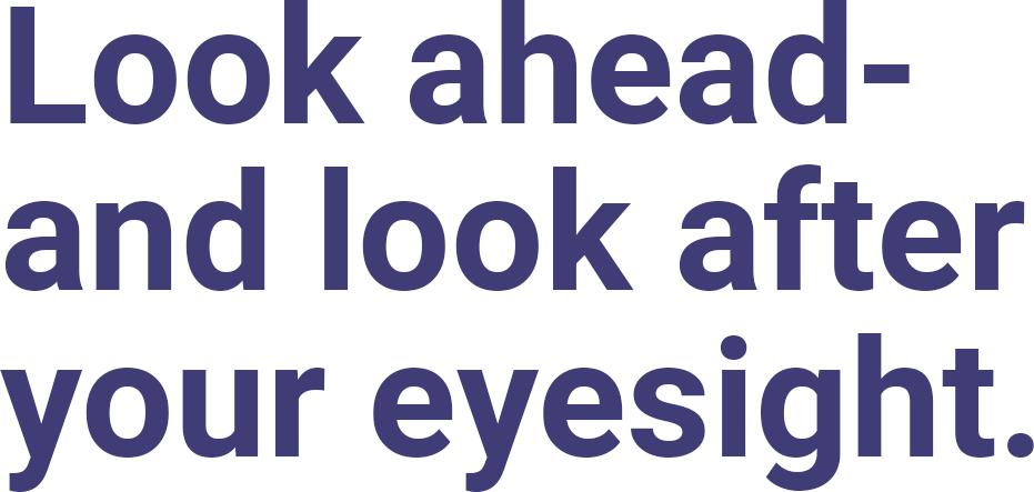 good eye sight