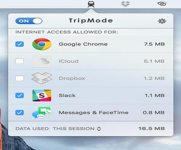TripMode 2.1.0 Crack For Mac OS X