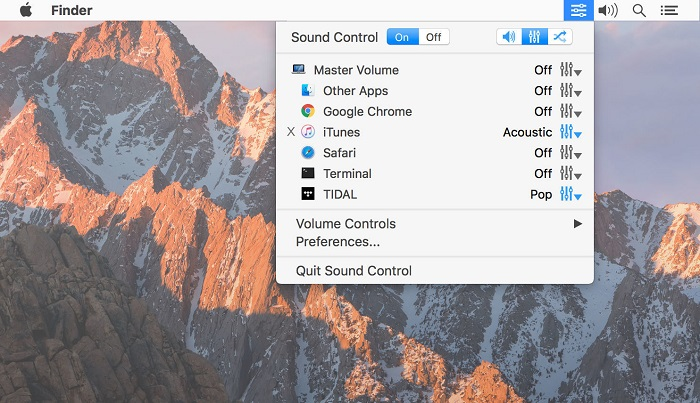 Sound Control 2.1.4 Registration Key