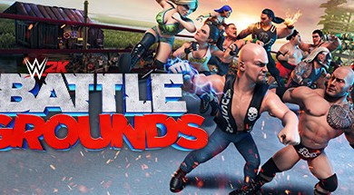 WWE 2K BATTLEGROUNDS Game Free Download