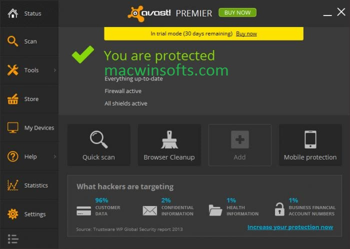 Avast premier full version with crack free download