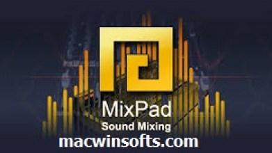 MixPad Crack Code 2021