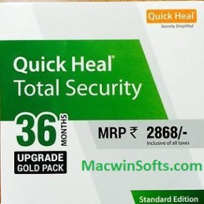 Quick Heal Total Security Crack 2019 Full Download