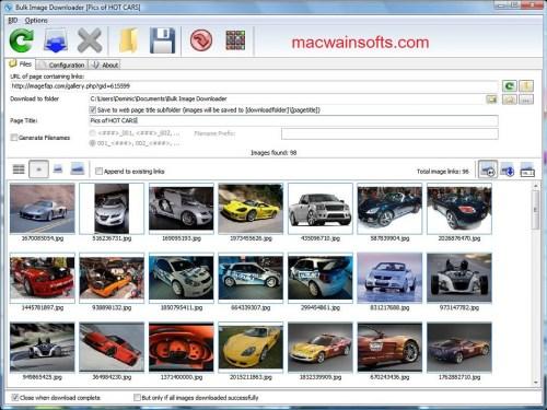 Bulk Image Downloader Crack with Keygen