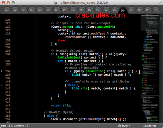 Sublime Text 3.2.1 Crack 2019 full Download