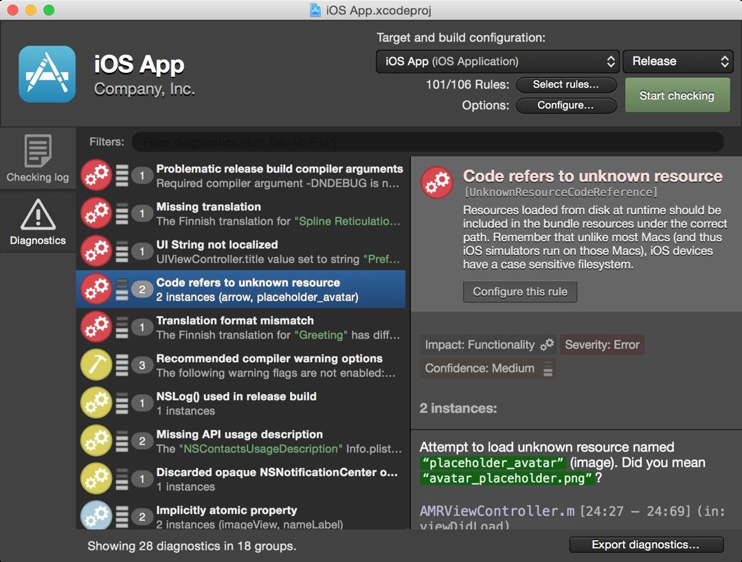 Faux Pas 1.6.2 скачать   Mac OS
