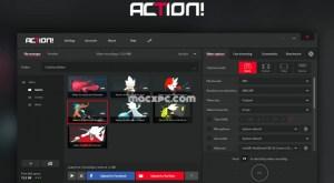 Mirillis Action! 4.11.1 Crack + Serial Key Download Free [Latest]
