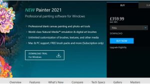 Corel Painter 2022 Build 22.0.0.164 Crack Full Serial Version Latest