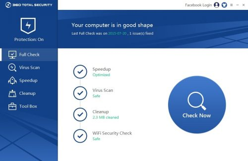 360 Total Security 10.8.0.1234 Crack & Serial Key 2021 [Latest]
