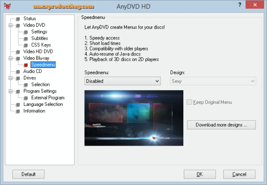 RedFox AnyDVD HD 8.4.9.3 Crack + Patch Free Download