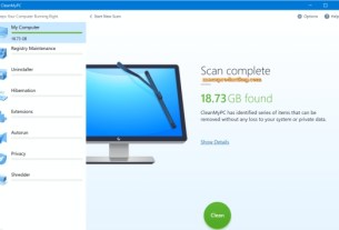 CleanMyPC 1.10.7 Build 2050 Crack + Premium 2020 Download [Torrent]