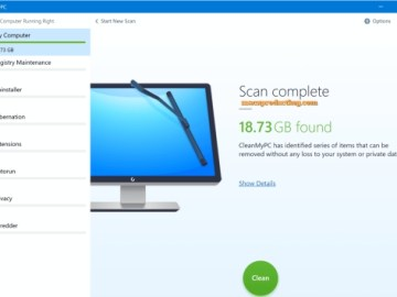 CleanMyPC 1.10.7 Build 2050 Crack + Premium 2020 Download [Torrent]