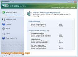 ESET NOD32 Antivirus 14.2.19.0 Crack + Keygen 2021 Latest [Mac/Win]