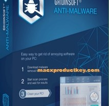 GridinSoft Anti-Malware 4.1.60 Crack plus Activation Code 2020 Download