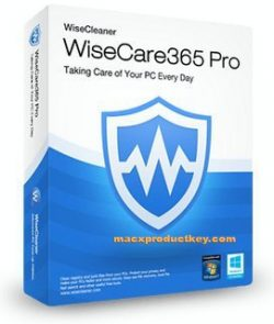 Wise Care 365 5.5.8 Build 553 Crack + Activation Code 2020 - [Premium]