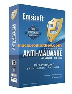 Emsisoft Anti-Malware 2019.7.1.9637 Crack + Serial Key Free [Mac + Win]