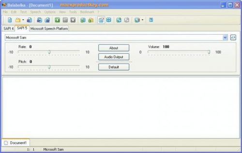 Balabolka 2.15.0.746 Crack + Premium Key 2021 Download [Mac+Win]