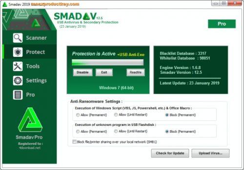 Smadav Antivirus 2021 Rev 14.6 Crack Full Version With Serial Key