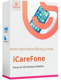 Tenorshare iCareFone 6.0.6 Crack Full Serial Key 2020 Download