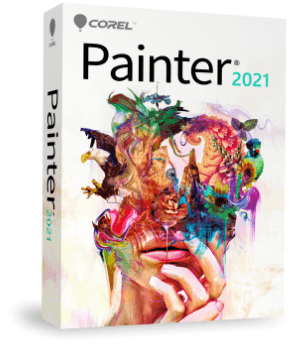 Corel Painter 2021 21.0.0.211 Crack + Product Keygen Latest